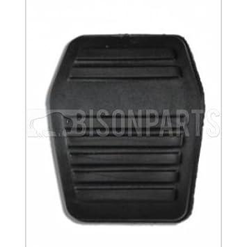 Almohadilla de goma para pedal de embrague y freno: Amazon.es: Coche y moto