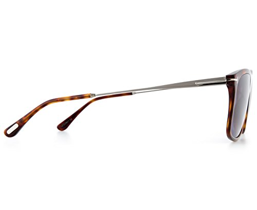 Tom Ford rot Sonnenbrille FT0588 havanna BO6pBq
