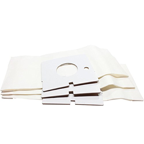Kenmore Type M Canister Micro-Lined Filtration Vacuum Bags - 10 (Kenmore Magic)