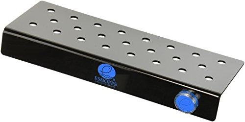 Eshopps AEO19115 Frag Rack Black String for Aquarium Water Pumps, 12-Inch by Eshopps Inc.