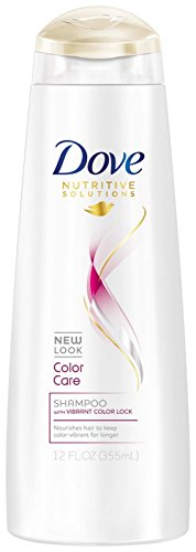 Dove Advanced Care Color Repair Therapy Shampoo for Colored or Highlighted Hair, 12 Ounce - Dove Advanced Care Therapy