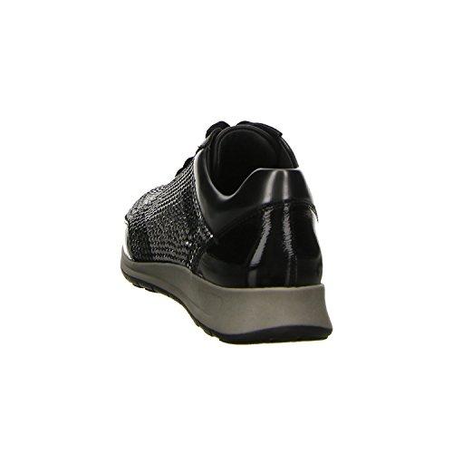 Sneaker In Pelle Ara Ara Nera