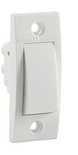 Havells 06 Amp Switch (20 Pcs) (White)