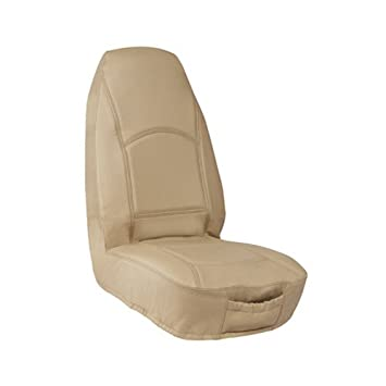 Phenomenal Elegant Universal Front Bucket Seat Cover Genuine Leather Fabric Tan Unemploymentrelief Wooden Chair Designs For Living Room Unemploymentrelieforg