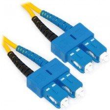 CAB-SMF-SC-3M Cisco Compatible 3m SC/SC Duplex 9/125 Single mode Fiber Cable by LinkCable