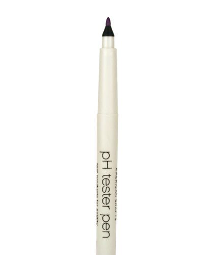 AMERICAN CRAFTS Scrapbook Utility Pen, PH Tester Pen (Pen Testing Ph)