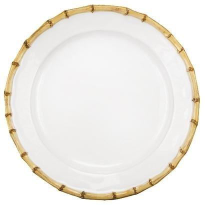 - Juliska Classic Bamboo Dinner Plate