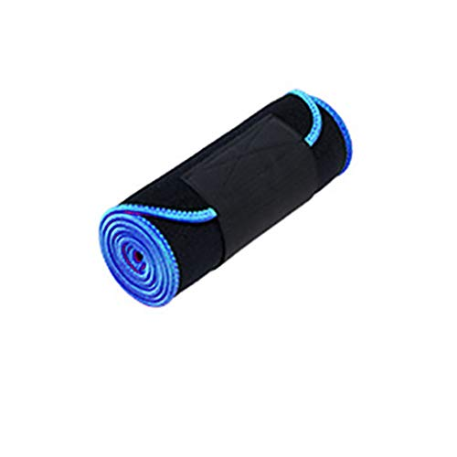 SPORTTIN Waist Trimmer Belt Sweat Hot Sweat Weight Loss Workout Corset Body Shaper (L / 105CM, ()