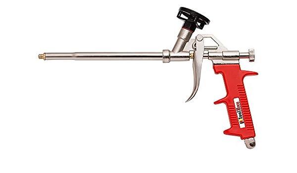Espuma de poliuretano Espuma metal pistola pistola de espuma espuma Pistola Pistola 1 pieza: Amazon.es: Bricolaje y herramientas
