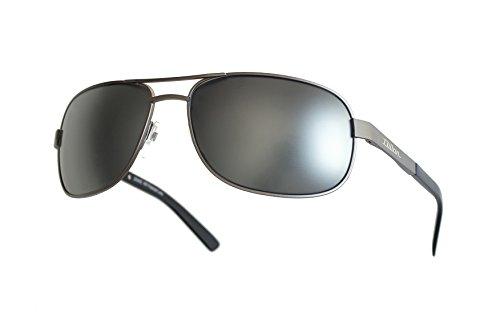 Dillon Optics Drake Sunglasses Silver - Dillon Sunglasses