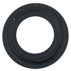 Promaster M42 thread Lens to Nikon F Camera - Mount Adapter (Promaster Mount Digital Lens)