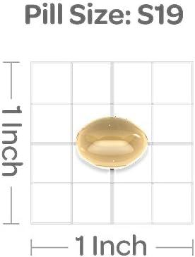 Puritan's Pride Royal Jelly 500 mg-120 Softgels
