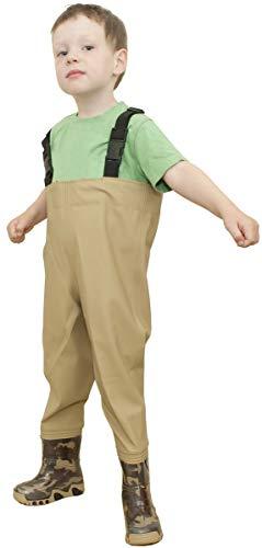 Européenne Camouflage Multicouleur De Demar cuissardes 35 22 Pêche À splash Kids L'union bottes taille Pêche q7O76