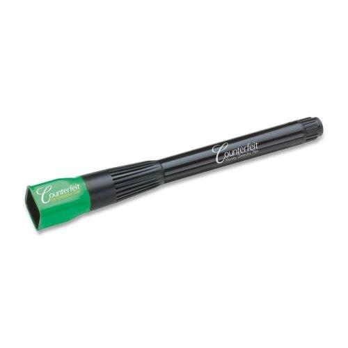 MMF Counterfeit Detector Pen - Ultraviolet, Magnetic Ink - Black