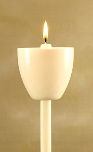 - Jenacor Candles & Wind Shields (Frost)