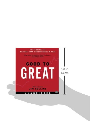 Good to Great CD: Why Some Companies Make the Leap.And Others Don't by Collins, James C. (Image #2)