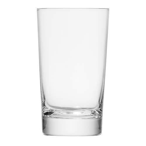 Schott Zwiesel Basic Bar Designed by World Renowned Mixologist Charles Schumann Tritan Crystal Glass, Allround, 11.3-Ounce, Set of 6