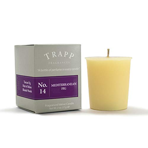 Trapp Signature Home Collection No. 14 Mediterranean Fig 2 Ounce Votive - 2 Pack