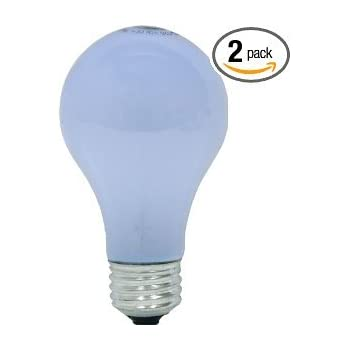 Ge Lighting 63006 Reveal 29 Watt 40 Watt Replacement 325 Lumen A19 Light Bulb With Medium Base