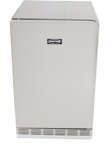 Sunstone SUNFR401 304 Stainless Steel Outdoor Rated Refrigerator by SUNSTONE