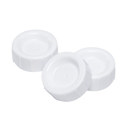 (Dr. Brown's Natural Flow Standard Storage Travel Caps Replacement, 3 Count)
