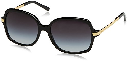 Michael Kors Women's 0MK2024 Black Sunglasses (Sunglasses Michael Kors)