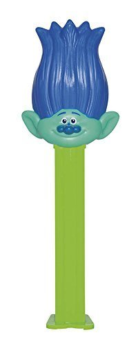 Pez Dispenser Trolls Movie PEZ Candy Dispenser Kids Toddlers Teens Branch