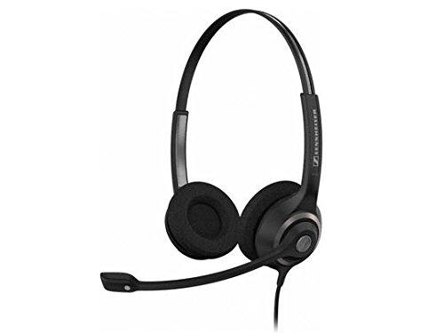 Sennheiser Easy Disconnect - Sennheiser SC 260 Headset - Wired (504402)