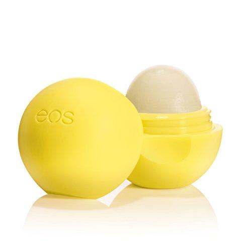 EOS Lemon Drop Organic Lip Balm, 1er Pack (1 x 7 g)