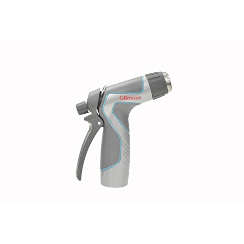 Gilmour 400GCR Heavy-Duty Stainless Steel Rear Trigger Nozzl