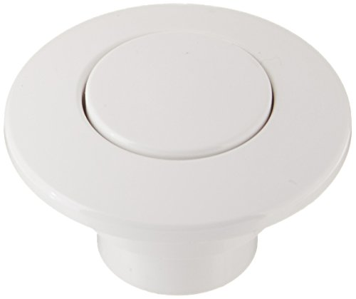 Insinkerator STC-WHT Sink Top Button, White by InSinkErator
