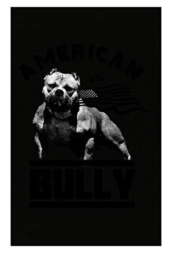 Peyton Winks I Love My Bully - American Pitbull Dog Lover - Poster (American Pitbull Poster)