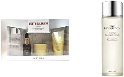 Missha Time Revolution The First Treatment Essence Intensive 150ml and Best Seller Kit