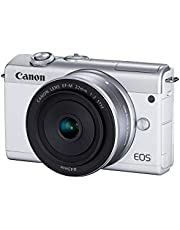 Canon EOS M200 (EF-M15-45mm/22mm) White