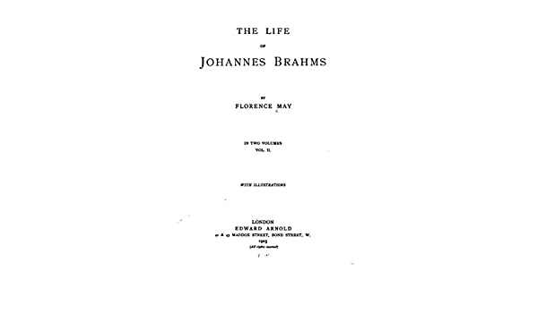Amazon the life of johannes brahms vol ii ebook florence amazon the life of johannes brahms vol ii ebook florence may kindle store fandeluxe Image collections