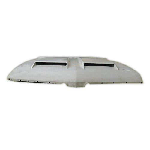 Kinley Fiberglass Ram Air Hood for Cutlass 442 OAI 1969-1970