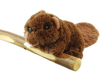 Cute Stuffed Beaver Toy - 6
