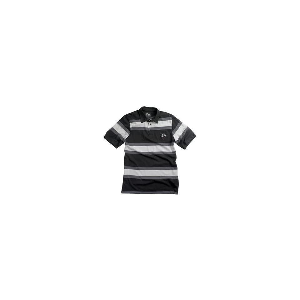 Fox Racing Fickle Polo   Medium/Black