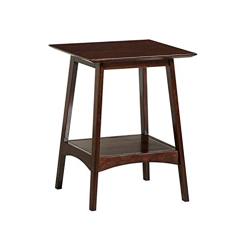 Convenience Concepts Alpine End Table, Espresso