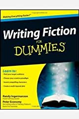 Writing Fiction For Dummies Publisher: For Dummies Hardcover