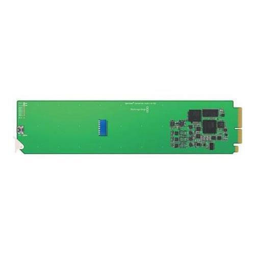 Blackmagic Design OpenGear Converter Audio to SDI, OpenGear Architecture, AES/EBU -