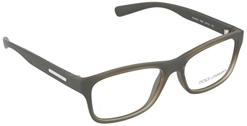 By Dolce & Gabbana Eyeglasses (Dolce&Gabbana YOUNG&COLOURED DG5005 Eyeglass Frames 2898-54 - Crystal/Military DG5005-2898-54)