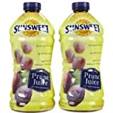 Sunsweet Prune Juice - 64 oz - 2 pk Sold By HERO24HOUR Thank You