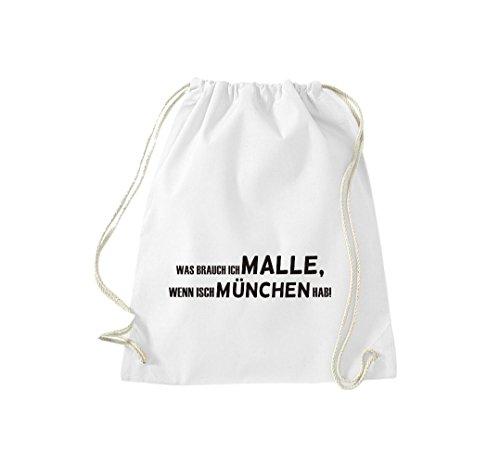 Turn Bolsa; Rompa Was Ich Malle, Si isch München hab., rosa, 46 Weiss