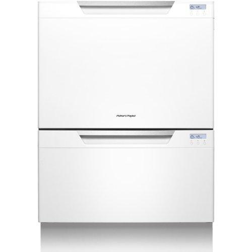 DishDrawer DD24DCTW7 Semi Integrated Dishwasher Adjustable