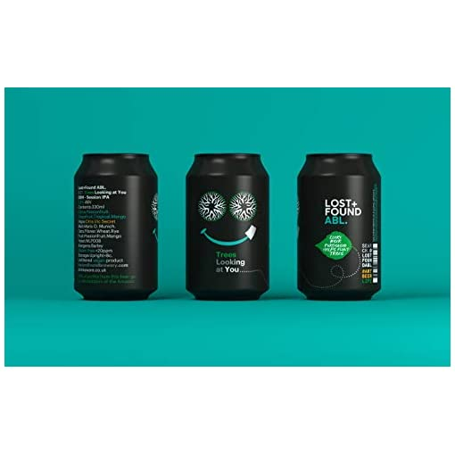31m99oEQZaL Low-ABV-Craft-Beer-VEGAN-and-GLUTEN-FREE-from-LostFound-Brewery12-x330ml-cans-Carefully-hand-made-with-Mango-Passionfruit-plus-plenty-of-love-from-this-leading-craft-brewery