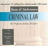 Sum & Substance: Criminal Law
