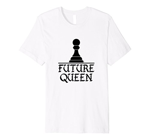 Future Queen Funny Chess Family Group Costume Gift -