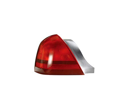Fits 2003-2011 Mercury Grand Marquis Rear Tail Light Driver Side Assembly Unit FO2800173 - replaces 03:3W3Z 13405AA