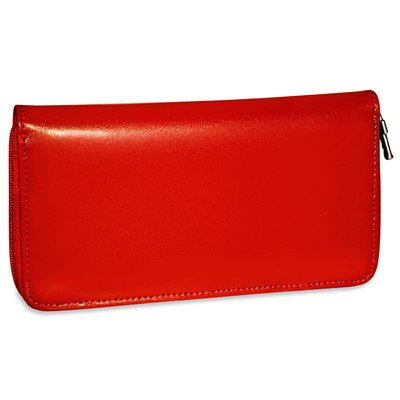 Milano Zippered Checkbook/Travel Women's (Milano Checkbook Cover)